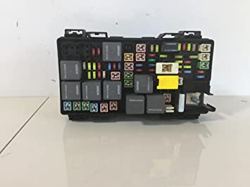 2010 jeep liberty dodge nitro 3 7 v6 totally integrated fuse box  04692304ag, engine management systems - amazon canada