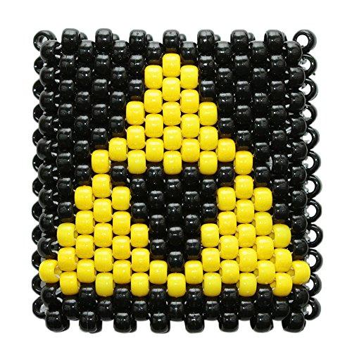 Kandi Gear - Kandi Cuffs, Kandi Bracelets, Beaded Cuffs, Rave Cuffs, Festival Cuffs (Multi8)