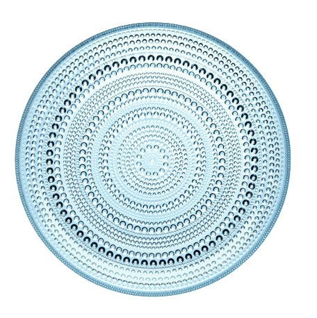 iittala Dewdrop Light Blue Dinner Plate