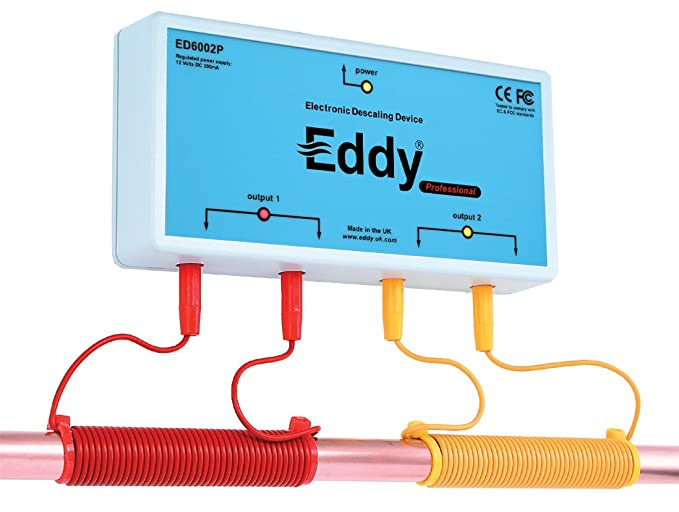 Best Water Softeners: Electronic Eddy Water Descaler