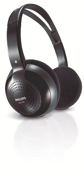 Philips SHC1300 - Auriculares (Circumaural, Diadema, Inalámbrico, 18: Amazon.es: Electrónica