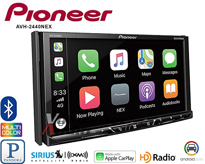Car Stereo Double Din Radio