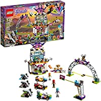 LEGO Friends the Big Race Day Building Kit (648 Piece),...