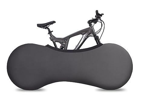 VELOSOCK Funda Cubre Bicicletas para Interiores - Dark Gray - La ...