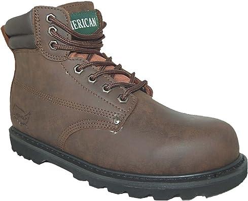 Man Work Boots