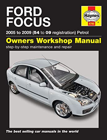 ford focus 1 4 1 6 1 8 2 0 lx zetec titanium 2005 2009 haynes rh amazon co uk ford focus owners manual 2012 ford focus owners manual 2018