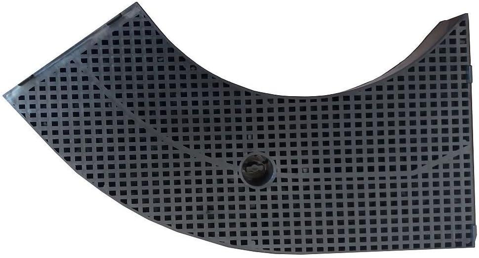 Keen Berk – Filtro de carbón activo para campana extractora de Bosch Siemens Electrolux Juno Indesit Whirlpool IKEA: Amazon.es: Hogar