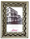 Lilian antique silver desktop photo frames( 5 x 7in)