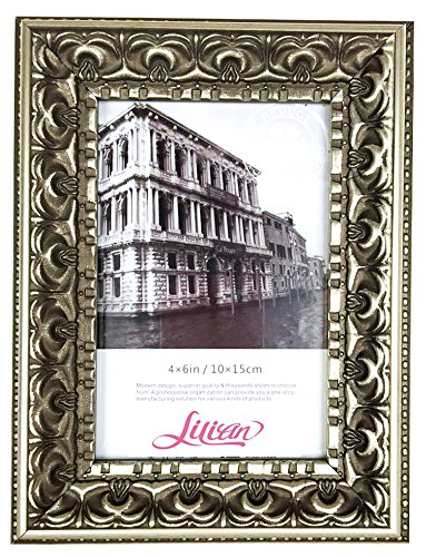 Lilian antique silver desktop photo frames( 5 x 7in) (Photo X Boy Frame 7 5)