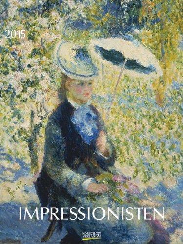 Impressionisten 2015: Kunst Gallery Kalender