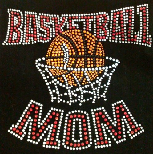 basketball mom heat transfer - 4