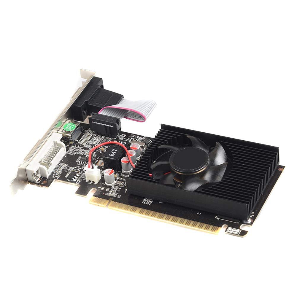Acreny GT730 2G D3 - Tarjeta gráfica de bajo Perfil (DDR3 ...
