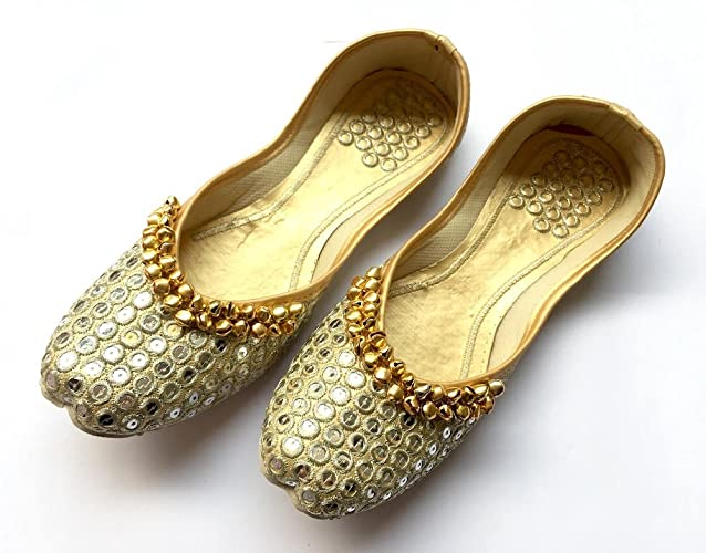 Silver Sequins Shoes Gold Glitter Ballet Flat Shoes Sparkle Shoes