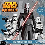 Star Wars Rebels: the Inquisitor's Trap, Disney Book Group Staff and Meredith Rusu, 1484704681