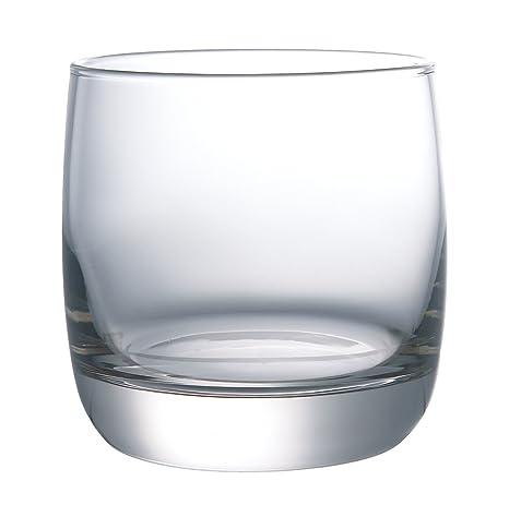 Luminarc 8808450 - Juego de 3 Vasos, forma baja, transparente, 31 cl