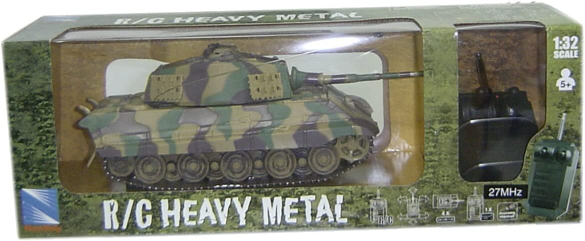 New Ray RC Tanque Tiger 1,132