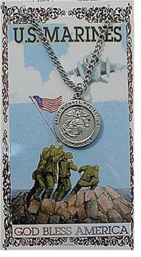 Marines Medal prayer card set by McVann (Image #1)