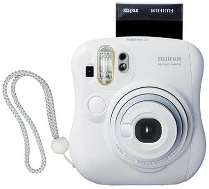 Fujifilm Instax Mini 25 Camera (White)
