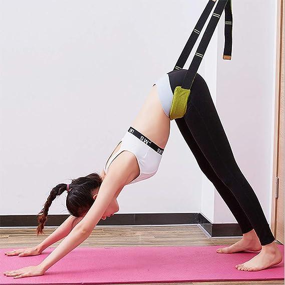 RXRENXIA Correa del Yoga de la Hebilla del D-Anillo 3m ...