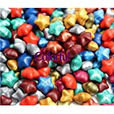 FQL 1 Bottle Of Star Shape Sealing Wax Sticks Beads For Wax Seal Stamp (Colorful)