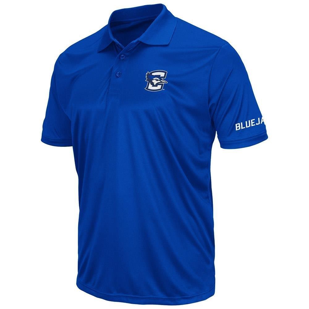 メンズ Creighton Bluejays 半袖ポロシャツ B07G3GZWRX   XX-Large