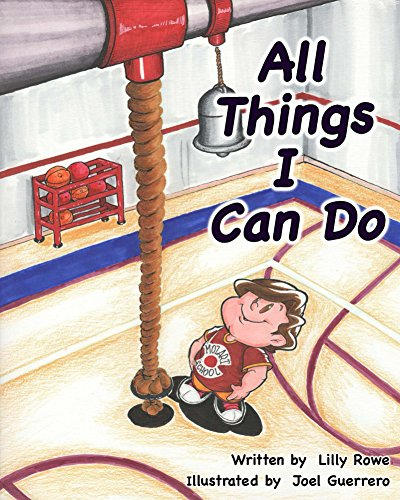 All Things I Can Do by [Rowe, Lilly]