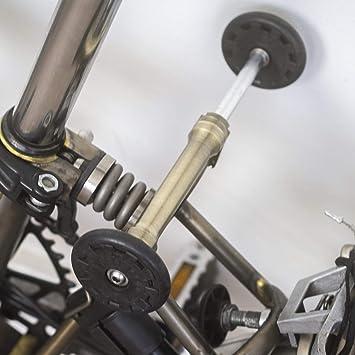 F+ Eazy - Extensor de Ruedas para Bicicleta Plegable Brompton Raw ...
