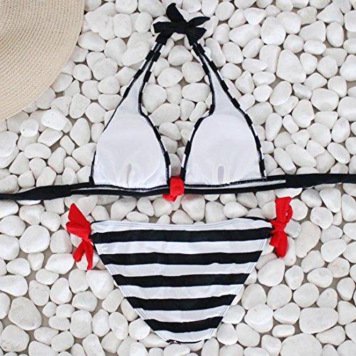 Sexy Donna bagno Push Donne da Mare Estate Costumi Costume Up Costumi Costume Beachwear da Nero bagno UomoGo Reggiseno imbottito qSYXdwOnE