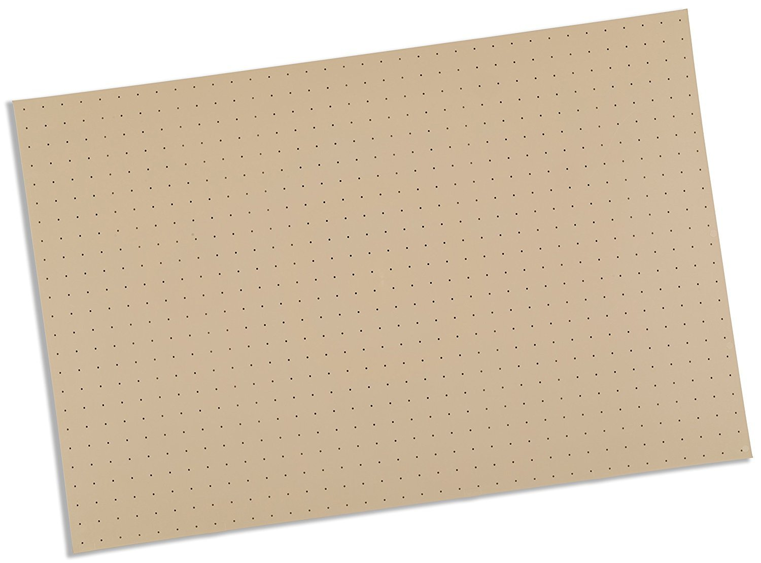 Rolyan Splinting Material Sheet, Ezeform, Beige, 1/8'' x 18'' x 24'', 1% Perforated, Single Sheet