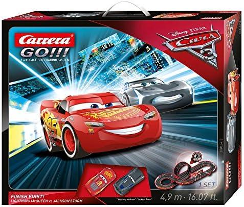 CARRERA GO!!! - 20062418 -  Disney/Pixar Cars 3 - Finish First!
