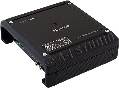 Kenwood Excelon car amplifier