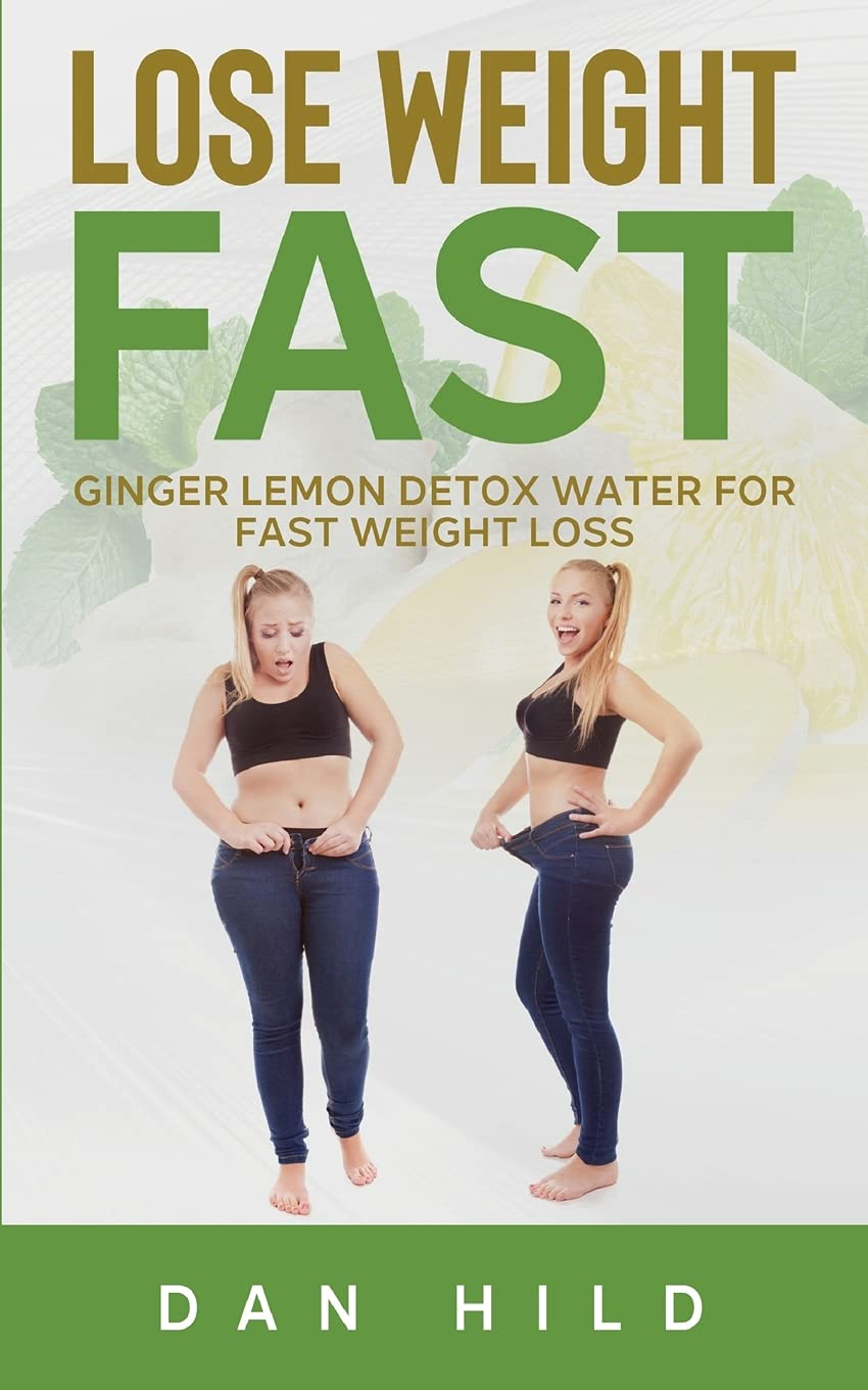 Lose Weight Fast: Ginger Lemon Detox Water For Fast Weight Loss