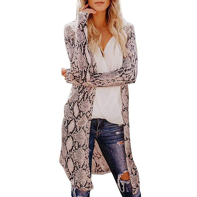 Amazon.com: ¡Muy caliente! Kimono de manga larga para mujer ...