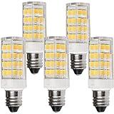 JD E11 120V 50W LED Replacement Dimmable E11 LED Light Bulb 50W Halogen Bulbs Equivalent Mini