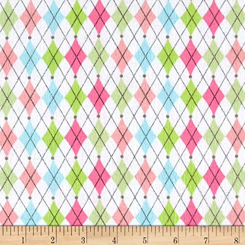 Flannel Fabric Pastel - 6