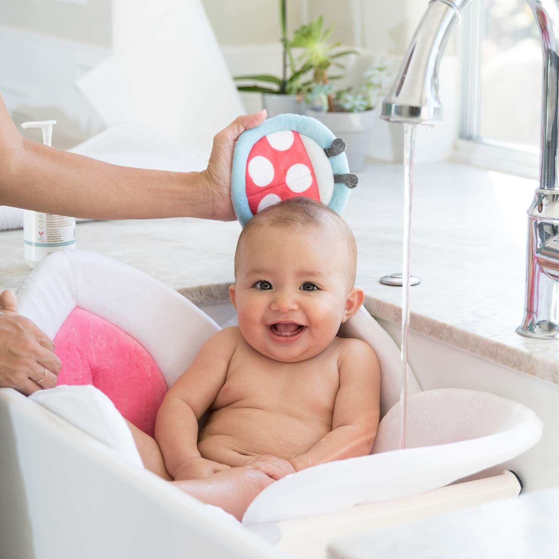 Pink Blooming Bath Baby Bath CA