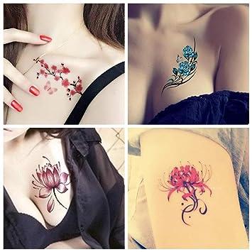 Etiquetas Engomadas del Tatuaje, Tatuajes Temporales Falsos ...