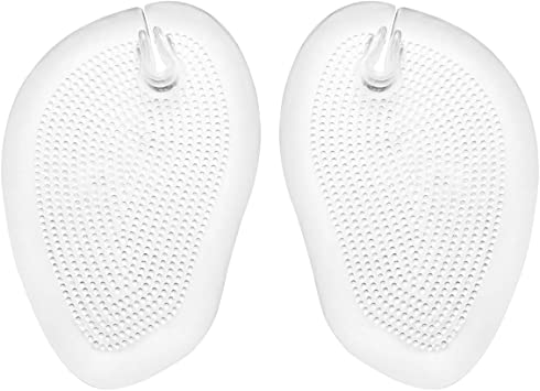 1 Paar Silikon Gel Kissen Pad Massage Einlegesohlen für Flip Flop Sandalen