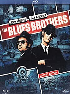the blues brothers (reel heroes collection ltd) (blu-ray) blu_ray Italian Import