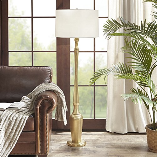 Veronica Floor Lamp Gold See below by Harbor House