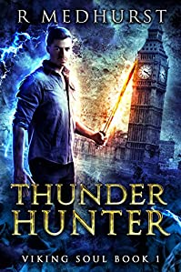 Thunder Hunter by Rachel Medhurst ebook deal