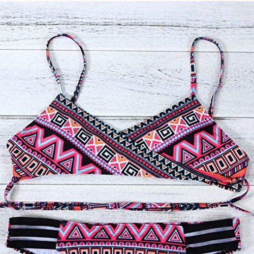 Oberteil BikiniSetbobo4818 Bikini Brazilian Style Set Push Up Sexy ...
