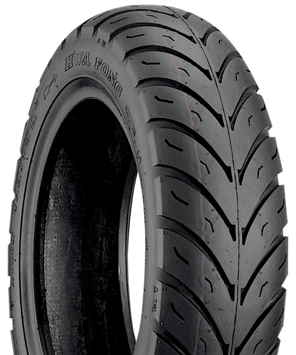 Duro HF290 Scooter Tire - Front/Rear - 3.50-10 , Position: Front/Rear, Tire Size: 3.50-10, Tire Type: Scooter/Moped, Rim Size: 10, Tire Ply: 4, Load Rating: 51, Speed Rating: J 25-29010-350 4333417843