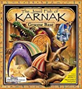 [The Jewel Fish of Karnak [With Decoder and Map]]The Jewel Fish of Karnak [With Decoder and Map] BY Base, Graeme(Author)Hardcover