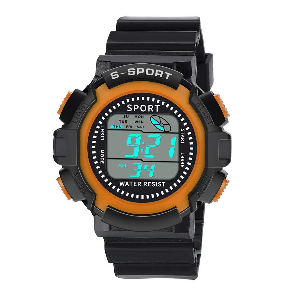 Hotkey Mens Bracelet Watches On Sale Luxury Men Analog Digital Military Sport Led Waterproof Wrist Watch