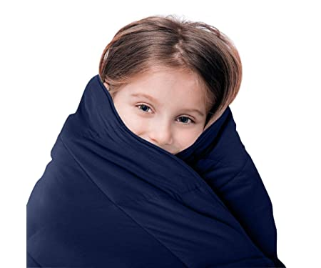 LUNA Kids Weighted Blanket - Best Overall