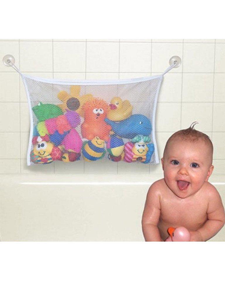 Baby/Toddler Bath Tub Toys Organizer/Storage - Durable Design + 2 ...