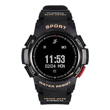 Monitor Funktion,anruf Pulsuhren Smartwatch Armbanduhr Bluetooth Altsommer ,smart Alarm Mit Pulsmesser Wasserdich,schrittzähler,schlaf trBsoQdCxh