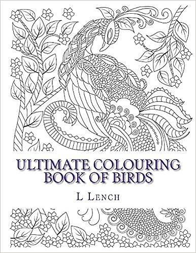 💜 Google Bücher Downloader iPad Ultimate Colouring Book of Birds ...
