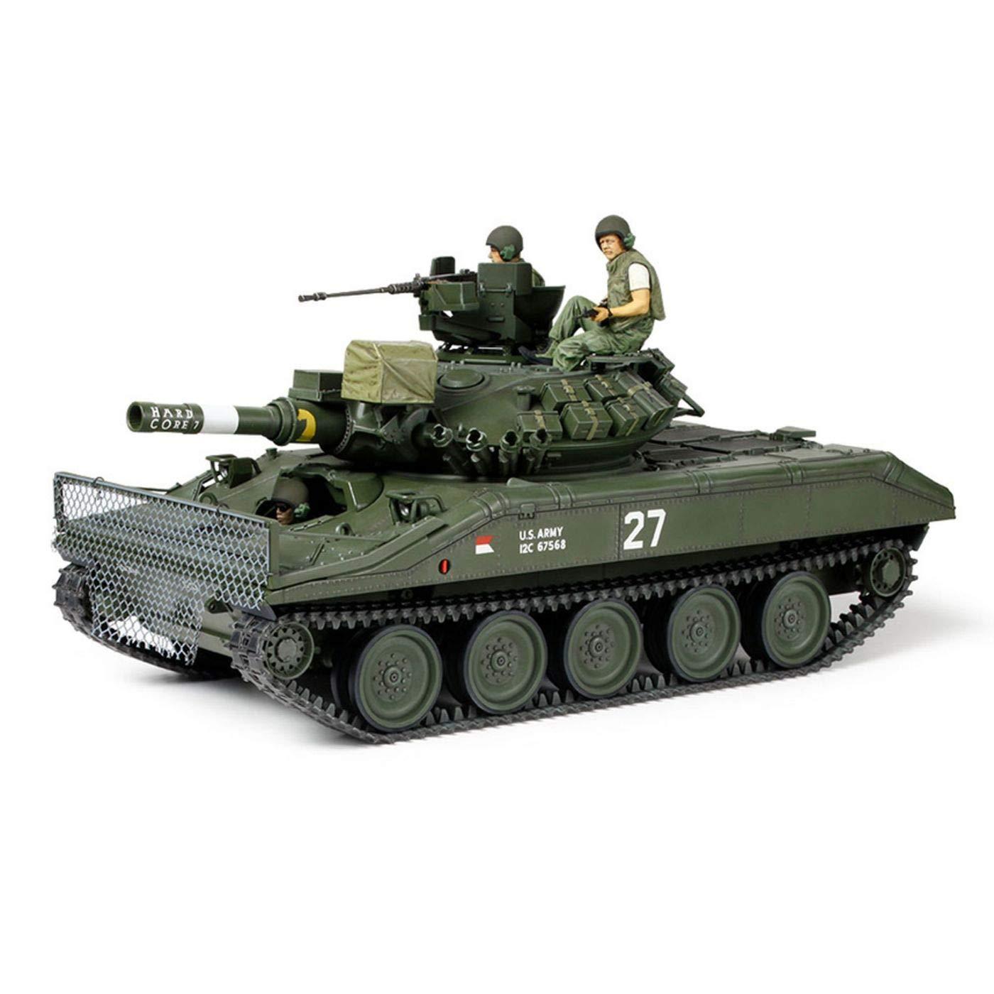 Tamiya America, Inc 1 35 U.S. Airborne Tank M551 Sheridan Vietnam War, TAM35365